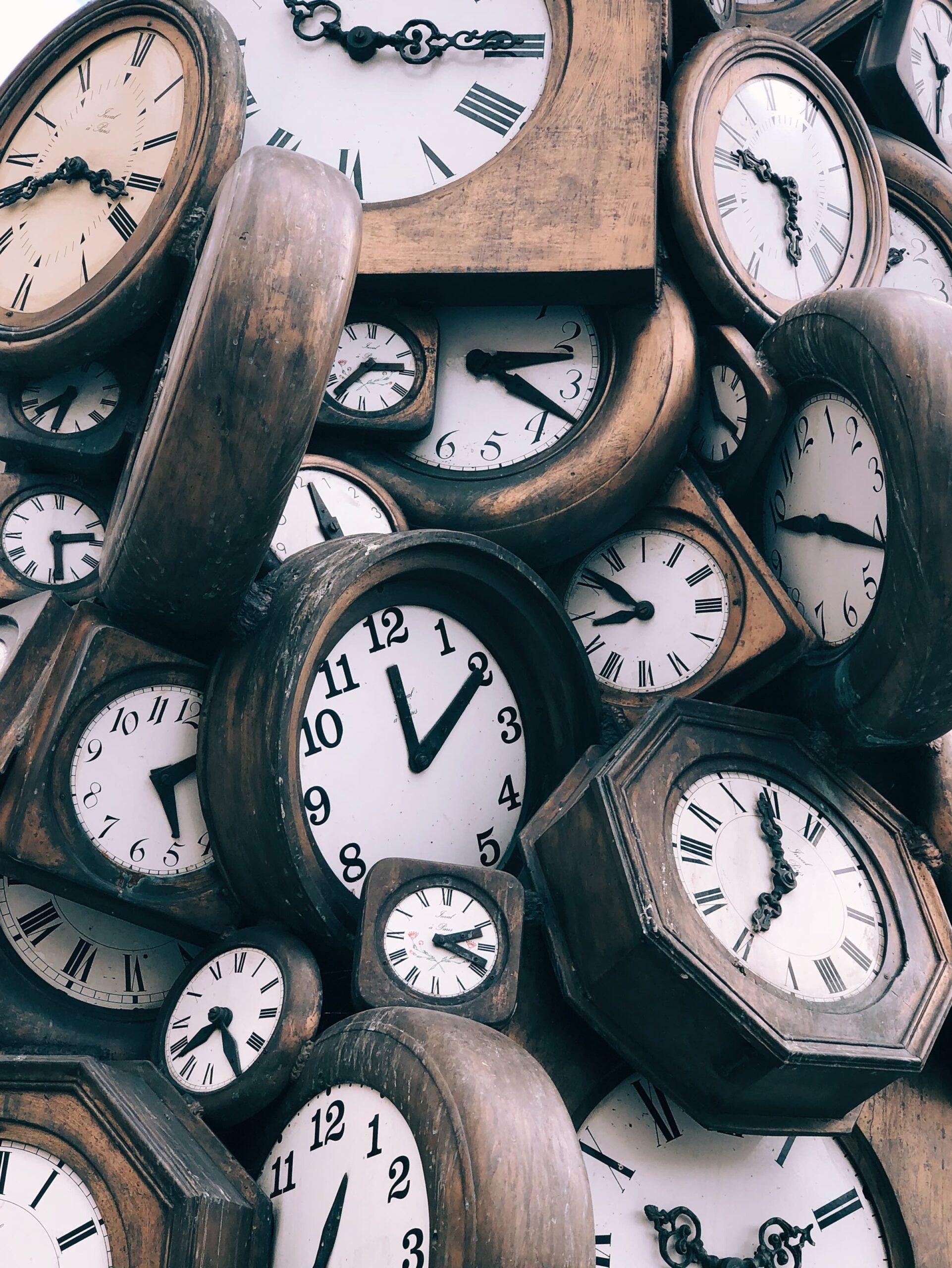 Az idő szorítása